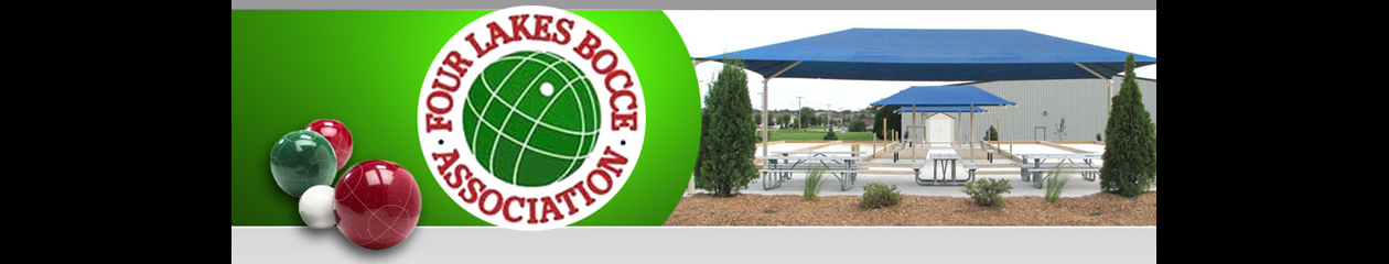 Four Lakes Bocce Association